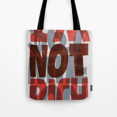 Newt's Not Rich Tote Bag