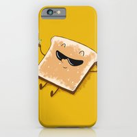 iPhone & iPod Case featuring Toast! by Zachary Huang