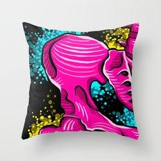 M.Hip Throw Pillow