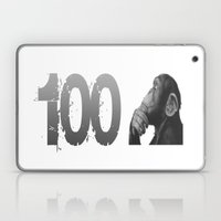 100th Monkey Laptop & iPad Skin