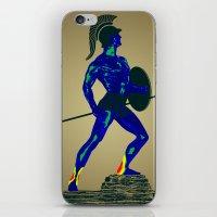 Achiles - Weakness Visio… iPhone & iPod Skin