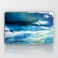 Waves Of Wool Laptop & iPad Skin
