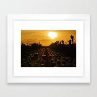 Tha 10 Framed Art Print