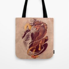 Valley of the Fallen Star Tote Bag