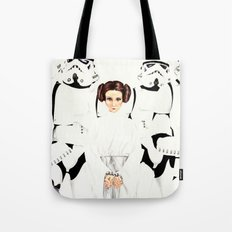 Star Princess Tote Bag