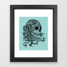 Carpe Noctem (Seize The … Framed Art Print