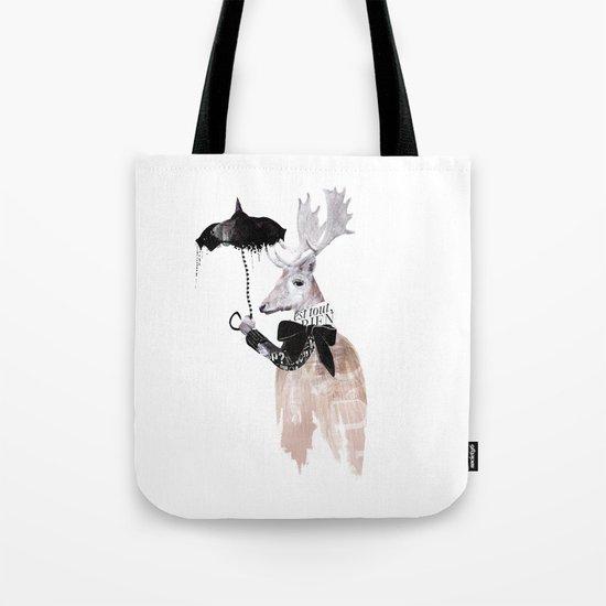 RainDeer Tote Bag