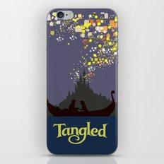 Tangled iPhone & iPod Skin