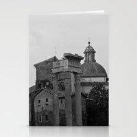 Roman Wanderings Stationery Cards