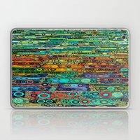 :: Technicolor Walkway :… Laptop & iPad Skin