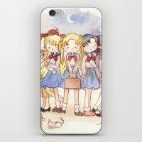 School Sailors iPhone & iPod Skin