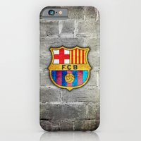 Barcelona FC iPhone 6 Slim Case