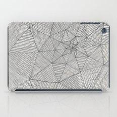 Web Pattern iPad Case