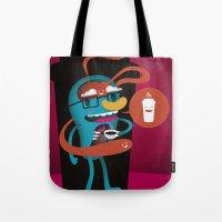 Magic In A Cup Tote Bag