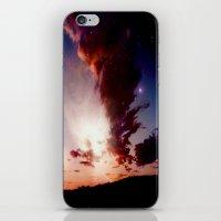 Infinite Sky iPhone & iPod Skin