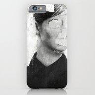 Faceless   Number 01 iPhone 6 Slim Case