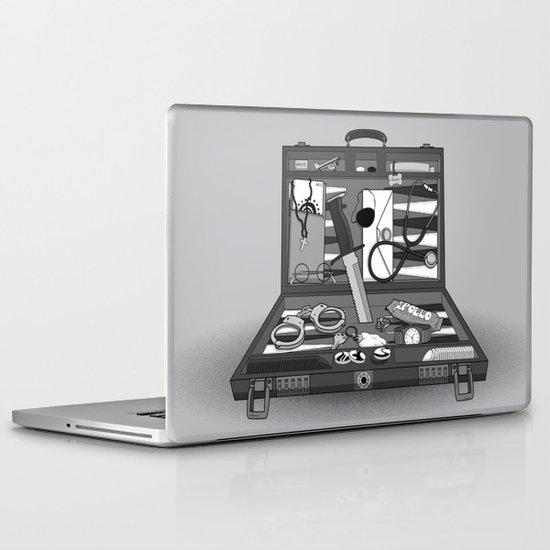 Lost Souvenirs Laptop & iPad Skin