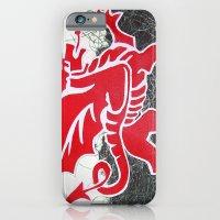 iPhone & iPod Case featuring Cymru by Kim Jenkins
