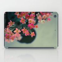 Flowers In Your Hair iPad Case
