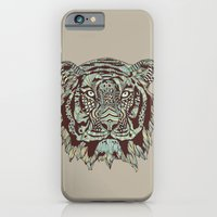 Tiger (Fearless) iPhone 6 Slim Case