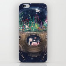 Space Home iPhone & iPod Skin