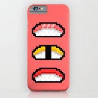 Pixel Nigiri Sushi iPhone 6 Slim Case