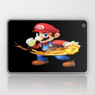 Laptop & iPad Skin featuring MR.MARIO by Acus