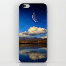 Epic Autumn Blues  iPhone & iPod Skin