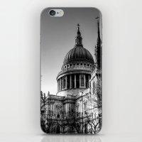 St Pauls, London iPhone & iPod Skin