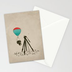 Supersize Cam Attraction Stationery Cards