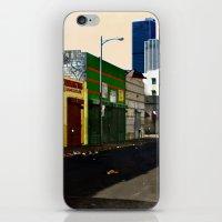 Urban Brutality  iPhone & iPod Skin