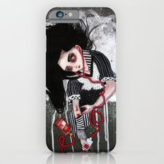 Without A Heartbeat iPhone 6 Slim Case