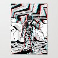 Ranger Rick Canvas Print