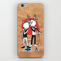 TASTE OF OUR THUMBS - TH… iPhone & iPod Skin