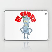 Blender Laptop & iPad Skin