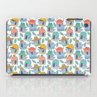 Pattern Project #38 / Do… iPad Case