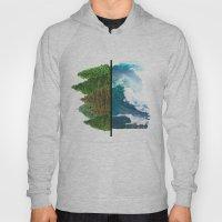 Tree And Surf Hoody