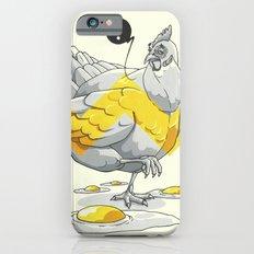 Chicken in the kitchen iPhone 6s Slim Case