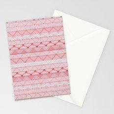 Triangle Trip Stationery Cards