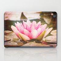 Lotus iPad Case