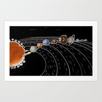 solar power II Art Print