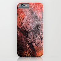 White Dust iPhone 6 Slim Case