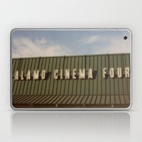 Alamo Drafthouse Village Laptop & iPad Skin