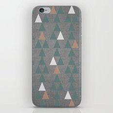 Concrete & Pattern iPhone & iPod Skin