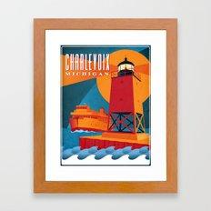 Charlevoix The Beautiful Framed Art Print