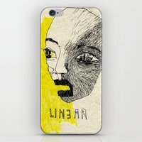 linear iPhone & iPod Skin