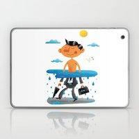 Walk On The Bright Side Laptop & iPad Skin