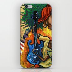 Canned Jazz iPhone & iPod Skin