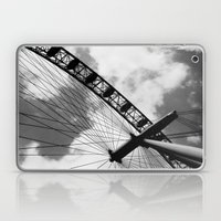 London - The Eye Laptop & iPad Skin