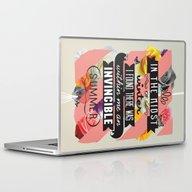 The Invincible Summer Laptop & iPad Skin